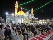 Photos: Mourning ceremony of Imam Muhammad Al-Baqir held at Al-Askariyayn shrine
