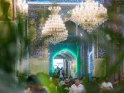 Photos: Imam Hussain's (A.S) Holy Shrine