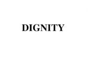 How can the human being achieve Divine Dignity?
