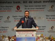 Photos: Eid al-Ghadir celebrated in Halkali of Istanbul, Turkey
