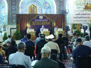 Photos: 3rd Night of Qadr at Kadhimiya Holy Shrine, Iraq