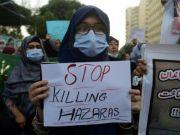 نسلکشی شیعیان هزاره؛ خلیلی: حذف هویتی هزارهها محال است