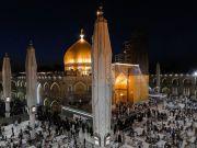 Fotos: El santuario del Imam Ali (AS) en Najaf