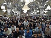 Photos: Martyrdom anniv. of Imam Jafar Sadiq held at Hazrat Masoumah holy shrine / 3