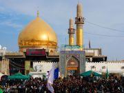 Photos: Hundreds of thousand pilgrims attend holy shrine of Askariyah on martyrdom of Imam Hasan Askari