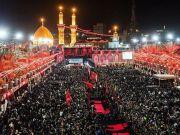 """Más de 14 millones de peregrinos participan en la procesión de Arbaín en Karbalá"""""""
