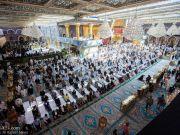 Photos: 1st Congregational Prayers Hazrat Abbas holy shrine after 19 months