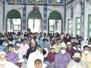 Photos: Eid al-Adha prayer at Hussaini Dalan historical Hussainiya of Dhaka, Bangladesh