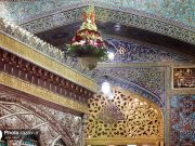 Photos: Eye-Catching Glory of Imam Ridha's (A.S) Holy Shrine