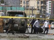 Bus blast kills, injures 25 in southern Afghanistan