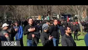 Ashura March in Melbourne, Australia