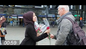 Video / Flower Power for the Greatest Lady in Islamic History
