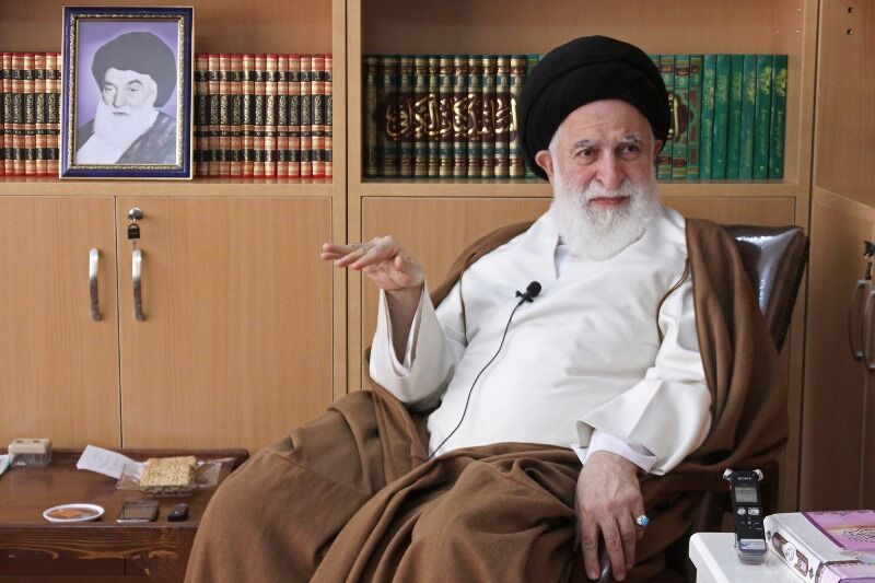 The message of Ayatullah Mohammad Jawad Alavi Boroujerdi in commemoration of Eid Al-Ghadir to all believers in God