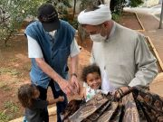 Photos: Brazilian Shia cleric help people who forgotten by society