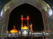 Photos: Mourning ceremony for martyrdom of Imam Sajjad (a.s.) held at Hazrat Masoumah holy shrine