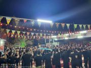 Photos: Muharram mourning nights at Imam al-Reza Hussainiya in Amerli town