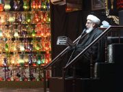 المسلمون الشيعة في كوبنهاغن يقيمون العزاء الحسيني