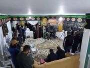 Cuarta noche de luto de Muharram en el centro Imam Mahdi de Sao Paulo, Brasil.
